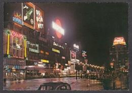 104105/ BRUXELLES, Nocturne, Place De Brouckère - Bruselas La Noche