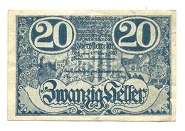 1920 - Austria - Linz Notgeld N97 - Austria