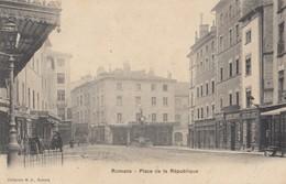 ROMANS: Place De La République - Romans Sur Isere