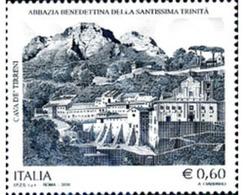 Ref. 265534 * MNH * - ITALY. 2011. ABADIA DE LA SANTA TRINIDAD DE CAVA - 6. 1946-.. Repubblica