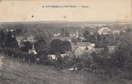 ST-PIERRE-du-VAUVRAY: Paysage - Saint-Aubin-d'Ecrosville