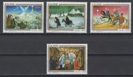 1980. République Du Zaïre. COB N° 1071/74 **, MNH.  Cote COB 2018 : 4 € - Zaire