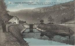 CPA - L`Ourthe Pittoresque - Allemande Feldpost 1915 - Andere