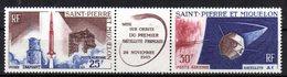 Col16 SPM St Pierre & Miquelon PA 1966 N° 34 A Paire  Neuf XX MNH - Neufs