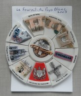 Feve Feves  Serie Perso Le Fournil - Au Pays Blanc - Regio's