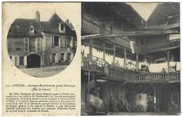 58 - Nevers - Ancienne Hostellerie Du Grand Monarque (rue St Genest) - Nevers