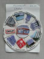 Feve Feves  Serie Perso Monneret  - Cholet - Regio's