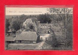 35-CPA PIRE - ECOLE DES MISSIONS COLONIALES - ANCIEN CHATEAU - Autres Communes