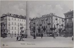 Torino - Piazza Savoia - Italia