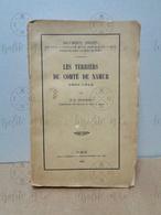 """Livre """"Les Terriers Du Comté De Namur 1601-1612""""  - P.P. Brouwers - 1931 - Editions Wesmael-Charlier - - Libros, Revistas, Cómics"""