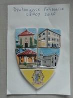 Feve Feves  Serie Perso Boulangerie Patisserie Leroy - Regio's