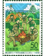 Ref. 100358 * MNH * - JAPAN. 2002. 23rd JAMBOREE ASIA-PACIFIC . 23 JAMBORE ASIA-PACIFICO - Phares