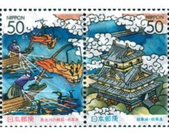 Ref. 125104 * MNH * - JAPAN. 2003. REGIONAL ISSUE . EMISION REGIONAL - Ships