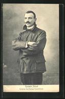 AK Romain Noiset, Créateur Du Plateau Tourbillions, Französ. Flieger - 1914-1918: 1ère Guerre