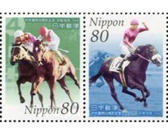 Ref. 146391 * MNH * - JAPAN. 2004. JRA 50th ANNIVERSARY . 50 ANIVERSARIO DE LA JRA - Stamps