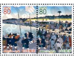 Ref. 146409 * MNH * - JAPAN. 2004. 400th ANNIVERSARY OF HAGI TOWN . 400 ANIVERSARIO DE LA CIUDAD DE HAGI - Horses