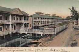 Canal Hospital , COLON , Panama , 1908 - Panama