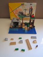 RARE (LEGO) LES PIRATES L'ÎLE DES PIRATES De La Marque Du Magasin CASINO - Autres Collections
