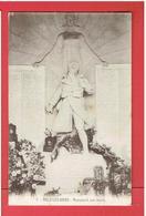 MALO LES BAINS MONUMENT AUX MORTS GUERRE 1914 1918 WWI CARTE EN TRES BON ETAT - Malo Les Bains