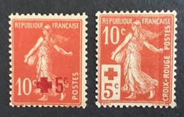 FRANCE - YT N° 146 ** Et 147 ** - MNH - Cote: 107,50 € - France