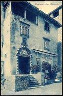 Croatia / Hrvatska: Laurana (Lovran), Casa Mediovale  1931 - Kroatien