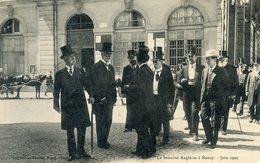54  NANCY   LA SEMAINE ANGLAISE JUIN 1909 - Nancy