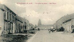 54  XIVRY CIRCOURT VUE PRISE DU CENTRE RUE NEUVE - Gerbeviller