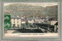 CPA - CORNIMONT (88) - Aspect De L'entrée Du Bourg En 1908 - Carte Colorisée - Cornimont