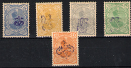Irán Nº 97A, 99A/102A - Iran