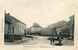 54  VANAINVILLE  (ENV DE BACCARAT) - Other Municipalities