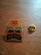Pin's MICKAEL JACKSON DANGEROUS WORLD TOUR   PEPSIP59 - Badges