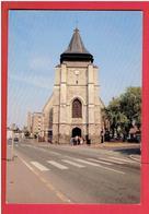 MARCQ EN BAROEUL 2001 EGLISE SAINT VINCENT CARTE EN TRES BON ETAT - Marcq En Baroeul