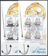 ESPAÑA 1996 Nº 3415/3416 USADO PRIMER DIA - 1991-00 Usati