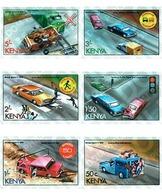 Ref. 55427 * MNH * - KENYA. 1978. ROAD SAFETY . SEGURIDAD VIAL - Kenia (1963-...)