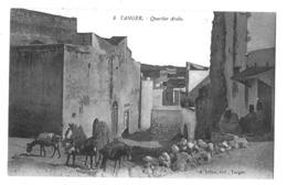MAROC. Tanger.   Quartier Arabe - Tanger