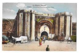 MAROC. Rabat. Porte El-Had - Rabat