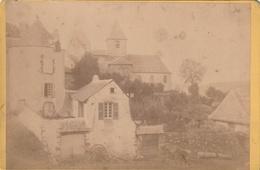 Mur De Barrez (Aveyron 12 ) Village Eglise  Maisons - Lieux