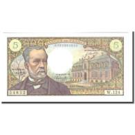France, 5 Francs, Pasteur, 1970, 1970-01-08, NEUF, Fayette:61.12, KM:146b - 1962-1997 ''Francs''