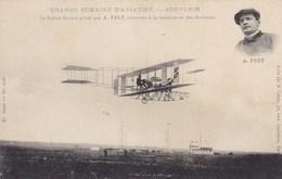 Souvenir - Le Biplan Savary Piloté Par A. Frey, Concours à La Totalisation Des Distances - ....-1914: Vorläufer