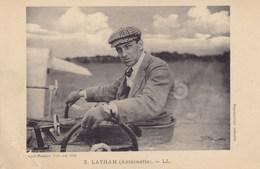 Latham (Antoinette) - Airmen, Fliers