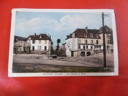 D 15 - Raulhac - Les Hôtels Et Place - Hôtel Du Midi Prunet - Frankrijk