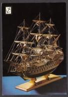 95969/ MARINE, Musée Maritime De Barcelone, *San Juan Nepomuceno*, 1793, Navire De Premier Rang, Vaisseau-amiral De La F - Barche