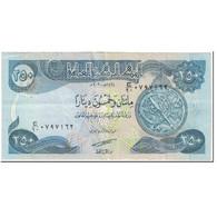 Billet, Iraq, 250 Dinars, 2003, Undated (2003)/AH1424., KM:91, TTB - Iraq