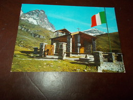 B726  Cervinia Breuil Valle D'aosta Chiesatta Degli Alpini Viaggiata - Altre Città