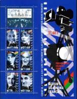 """FR Carnet YT BC3193  """" Acteurs Du Cinéma Français """" 1998 Neuf** - Personnages"""