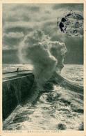 HELGOLAND - 1914 , Kaiserliche Marine - Feldpost - Helgoland