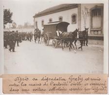 DEGRADATION GRABY EST REMIS LES MAINS DE L'AUTORITE CIVILE PARIS  18*13CM Maurice-Louis BRANGER PARÍS (1874-1950) - War, Military