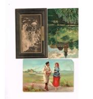 Lot De 8 Cartes.Peintures. - Paintings
