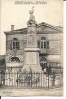 52 - Biesles - Le Monument Aux Enfants De Biesles Morts Pour La France - Otros Municipios