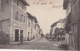 ISERON : La Grande Rue . - Autres Communes